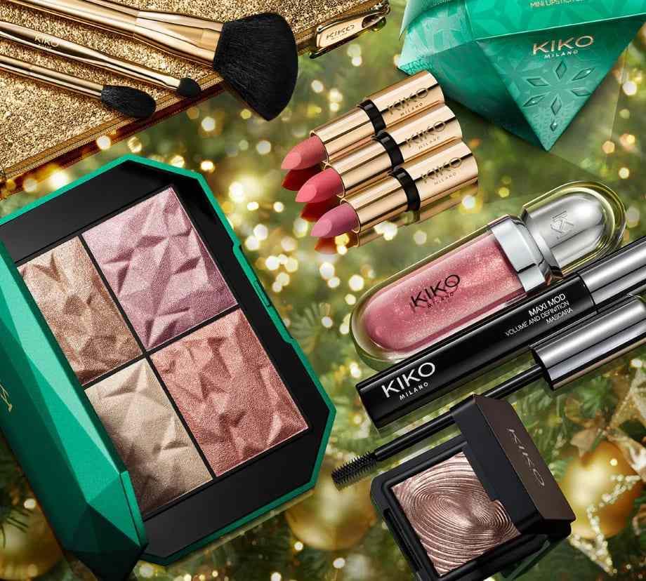 Kiko Holiday Gems set regalo