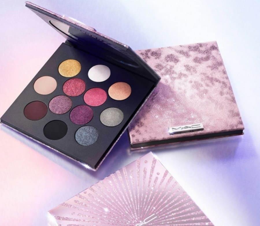 Palette MAC Cosmetics Natale