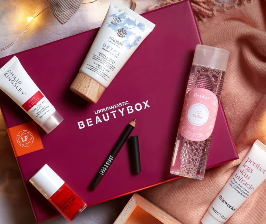 Sconti Lookfantastic Black Friday Beauty Box