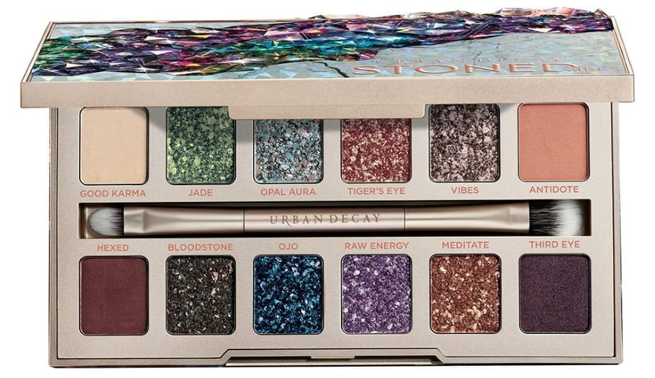 Urban Decay Stoned Vibes Palette Natale 2020