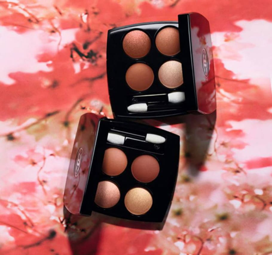Fleurs De Printemps Chanel make-up Primavera