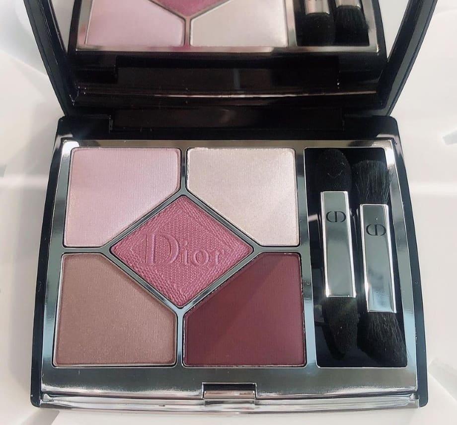 Nuove palette occhi Dior Primavera 2021