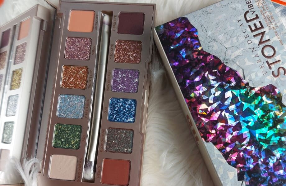 Palette Stoned Vibes recensione