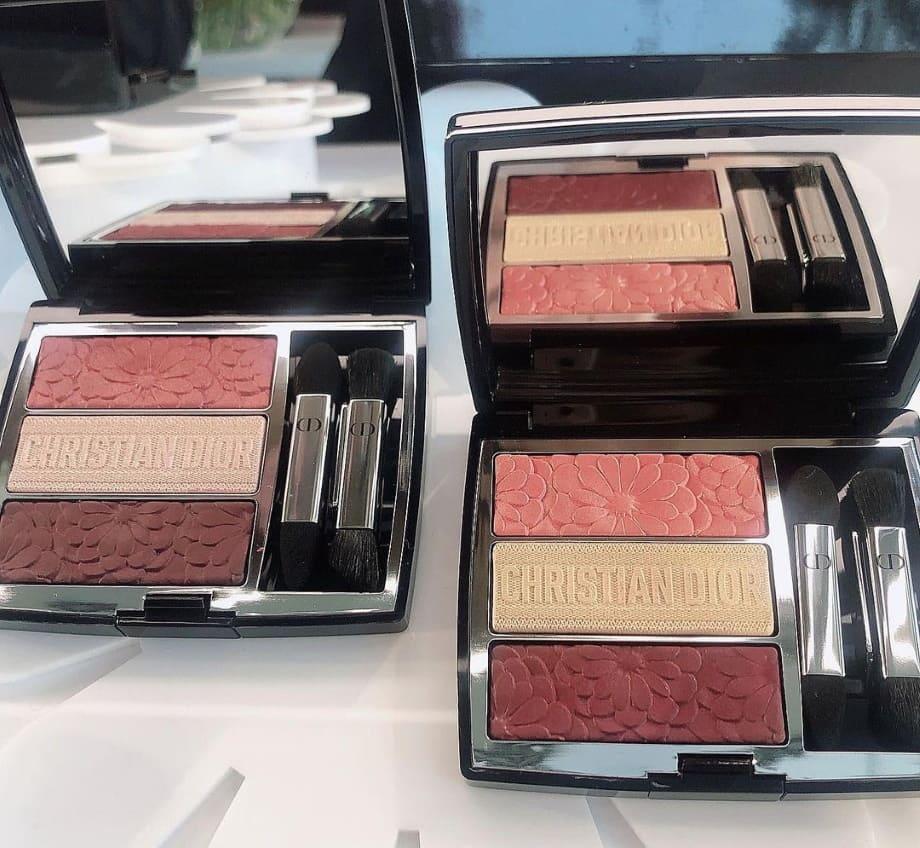 Palette viso Pure Glow Dior Makeup