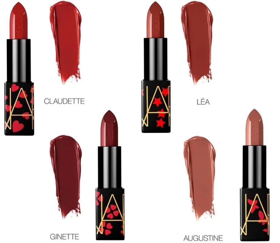Rossetti satinati Claudette Audacious Lipstick