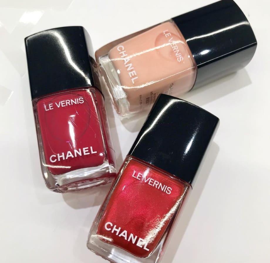Smalti Chanel Primavera 2021 Le Vernis