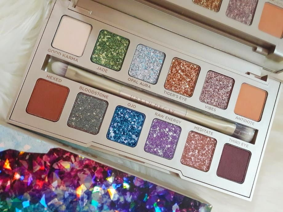 Stoned Vibes Palette Urban Decay recensione e swatches