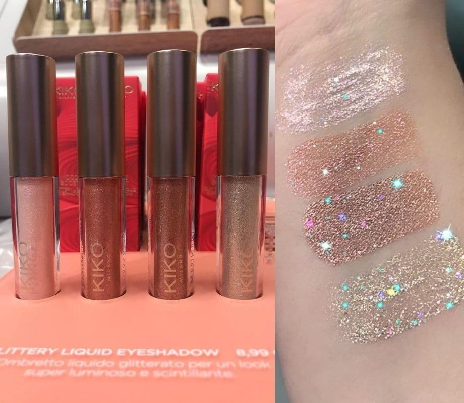 Glittery Eyeshadow Mood Boost Kiko Primavera