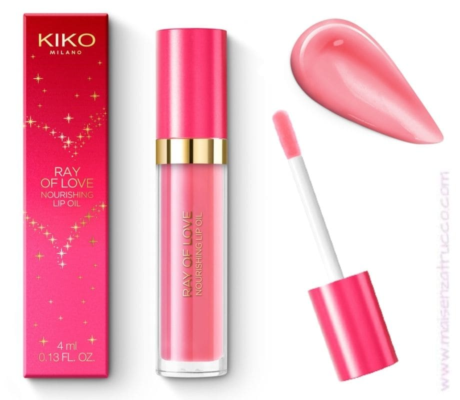Lip Oil Ray Of Love Kiko