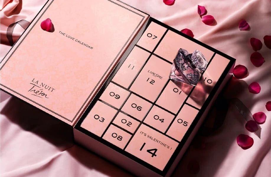 Love Calendar Lancôme