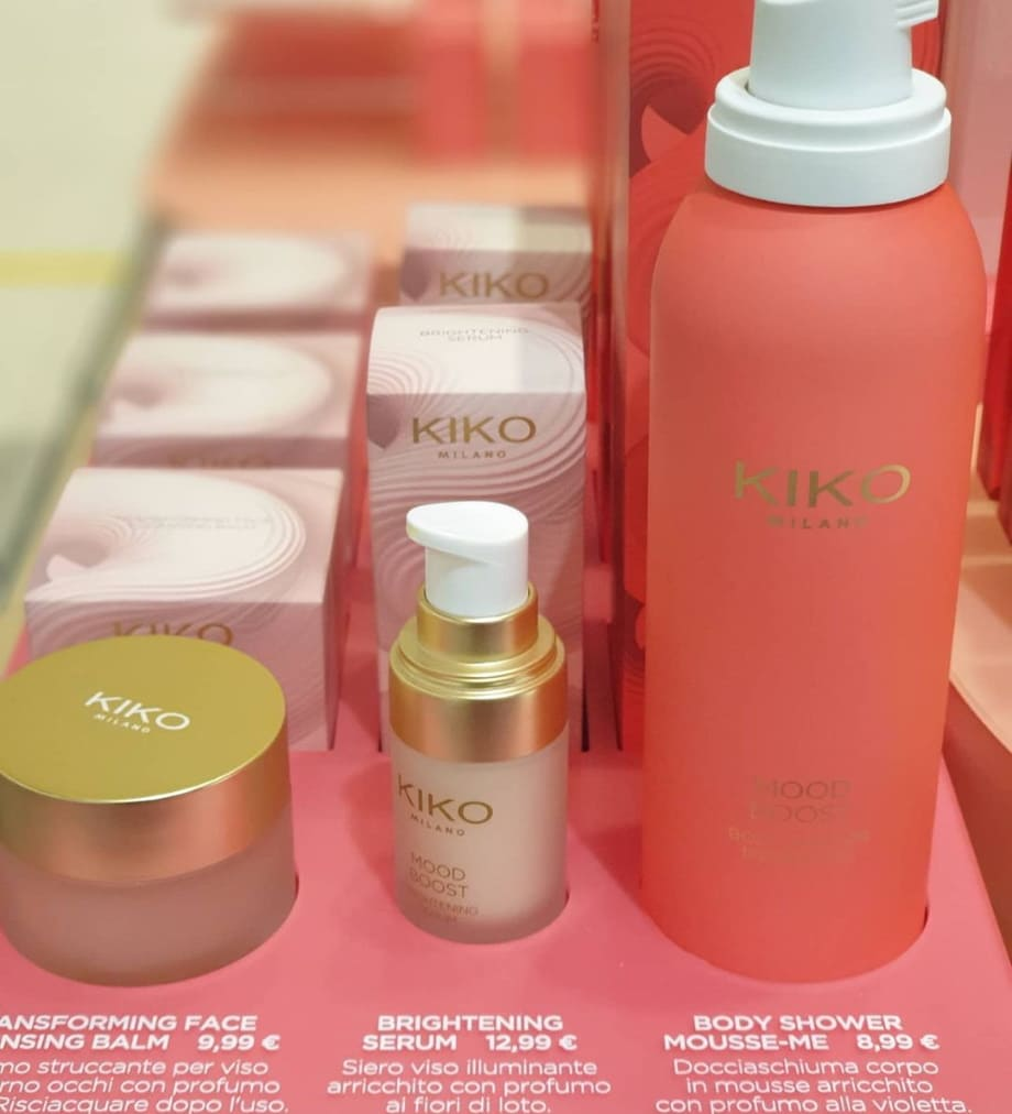 Mood Boost Kiko Skincare