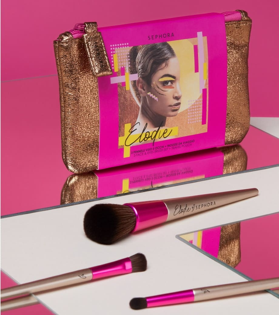 Pennelli make-up Elodie x Sephora
