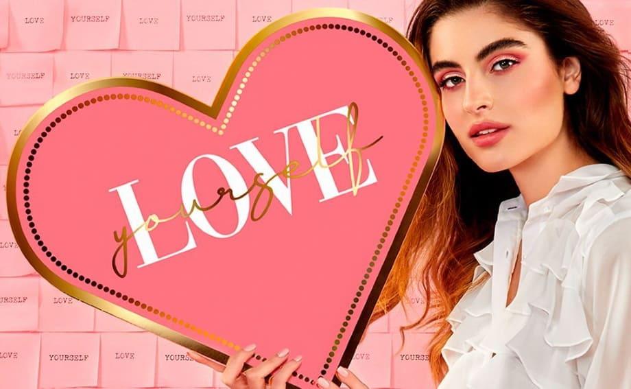 Wycon San Valentino collezione make-up