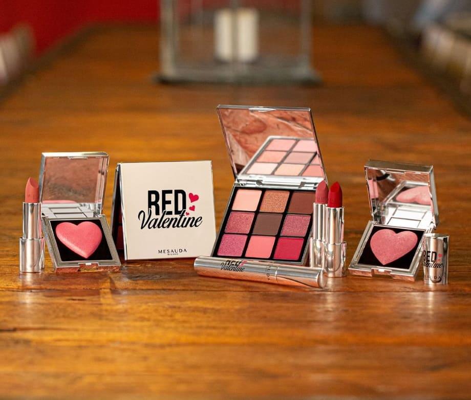 Collezione make-up Red Valentine