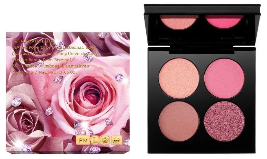 Divine Rose II Luxe Quad Eyeshadow