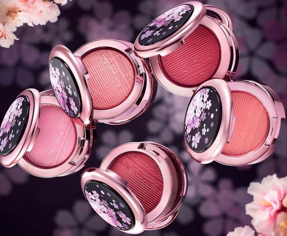 Extra Dimension Blush MAC Primavera
