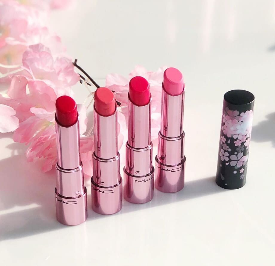 MAC Black Cherry Jelly Lip Balm