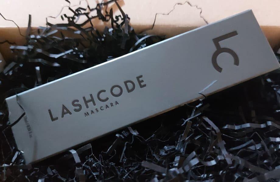 Mascara Lashcode