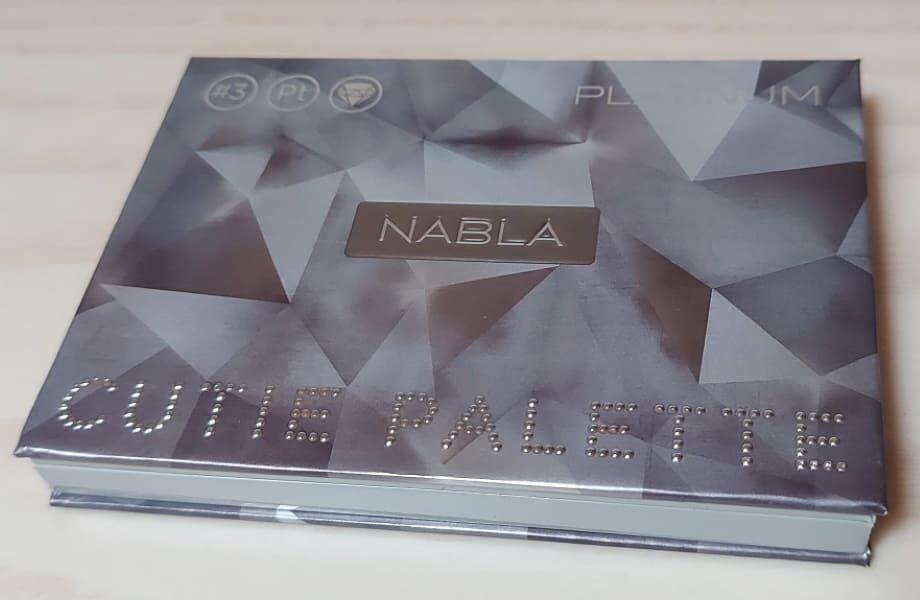 Platinum Palette Nabla Cutie Collection