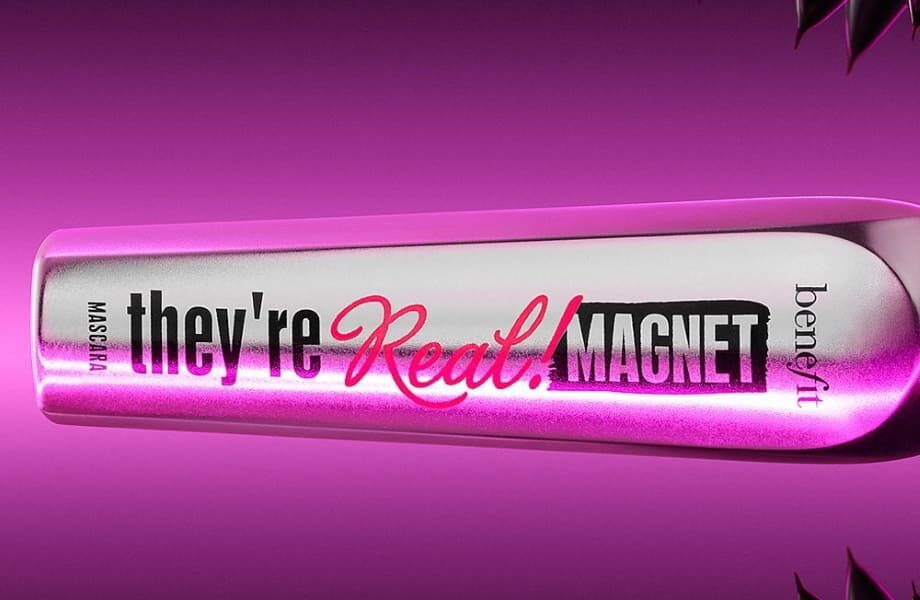 They're Real! Magnet Mascara Benefit