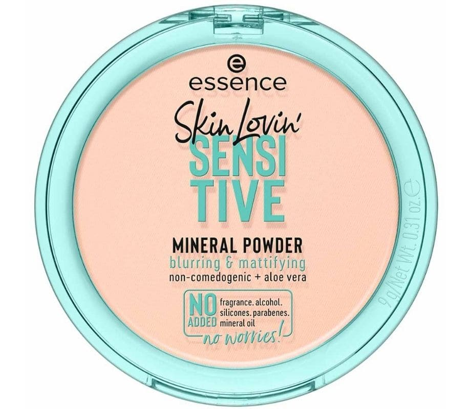 Skin Lovin' Sensitive Essence cipria