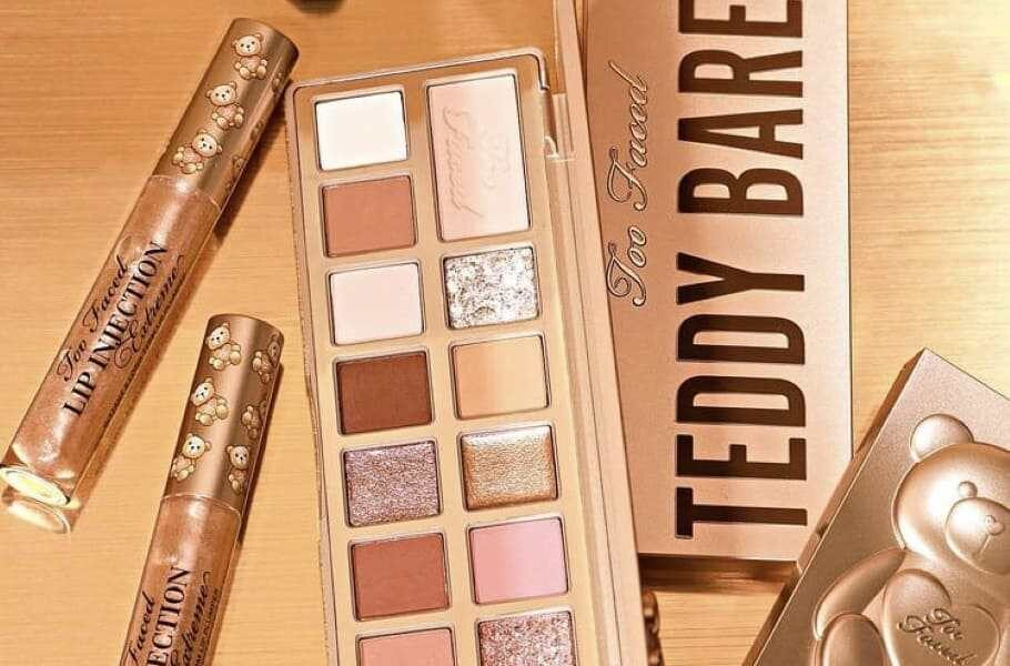 Teddy Bare Collection Too Faced