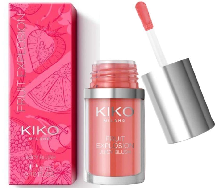 Blush liquido Kiko Estate
