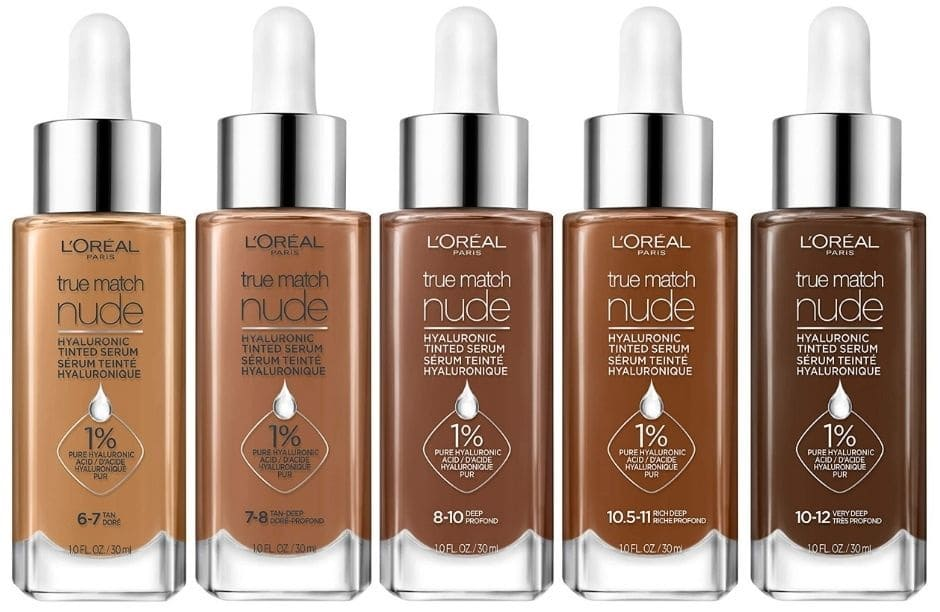 L'Oréal Paris True Match Nude Acido Ialuronico