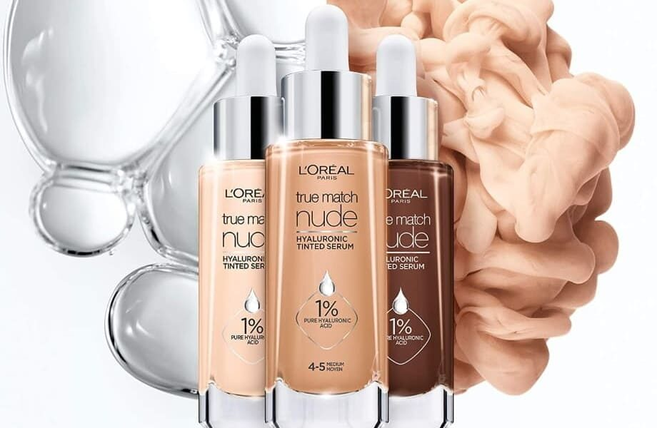 L'Oréal True Match Nude Tinted Serum