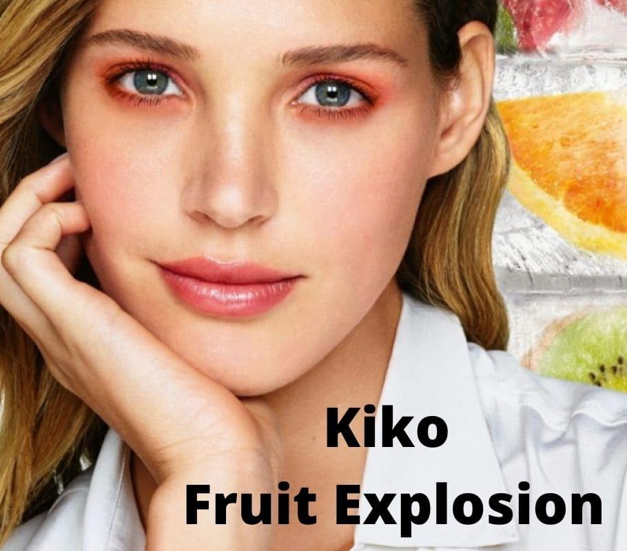Nuova collezione Kiko Estate 2021