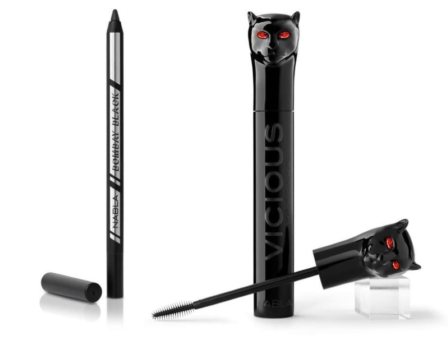 Beauty Box Nabla Mascara Vicious e Matita Eyeliner Bombay Black