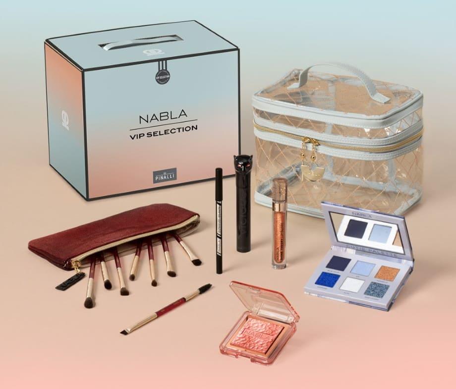 Pinalli Beauty Box Nabla