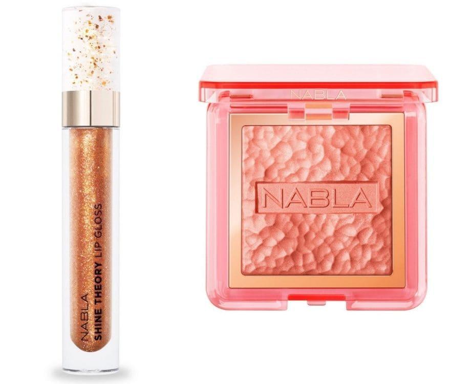 Skin Glazing e Shine Theory Nabla