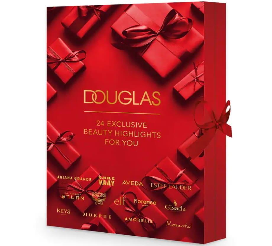 Calendari Avvento Douglas Exclusive Natale 2021