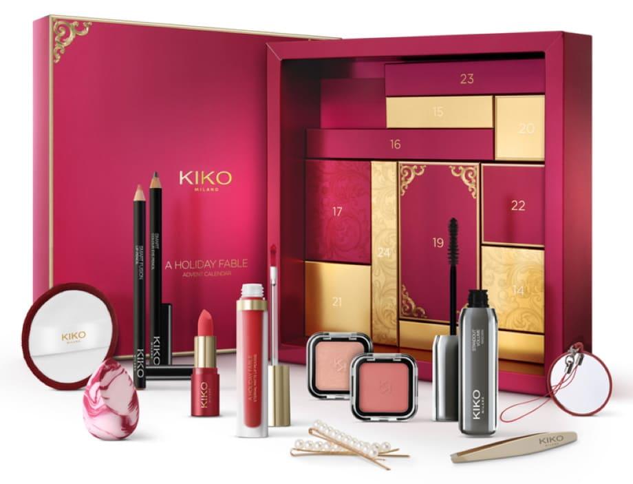 Calendari Avvento Beauty Kiko Natale 2021
