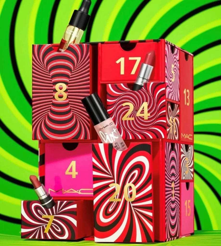 Calendari Avvento Beauty MAC Cosmetics