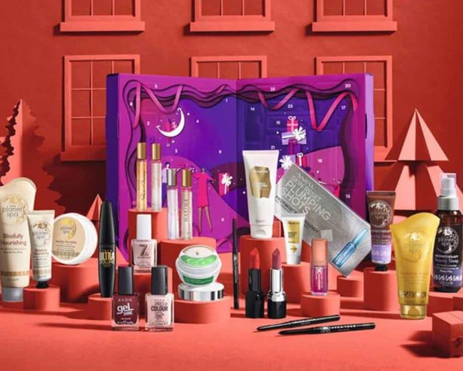 Calendario Avvento Beauty AVON