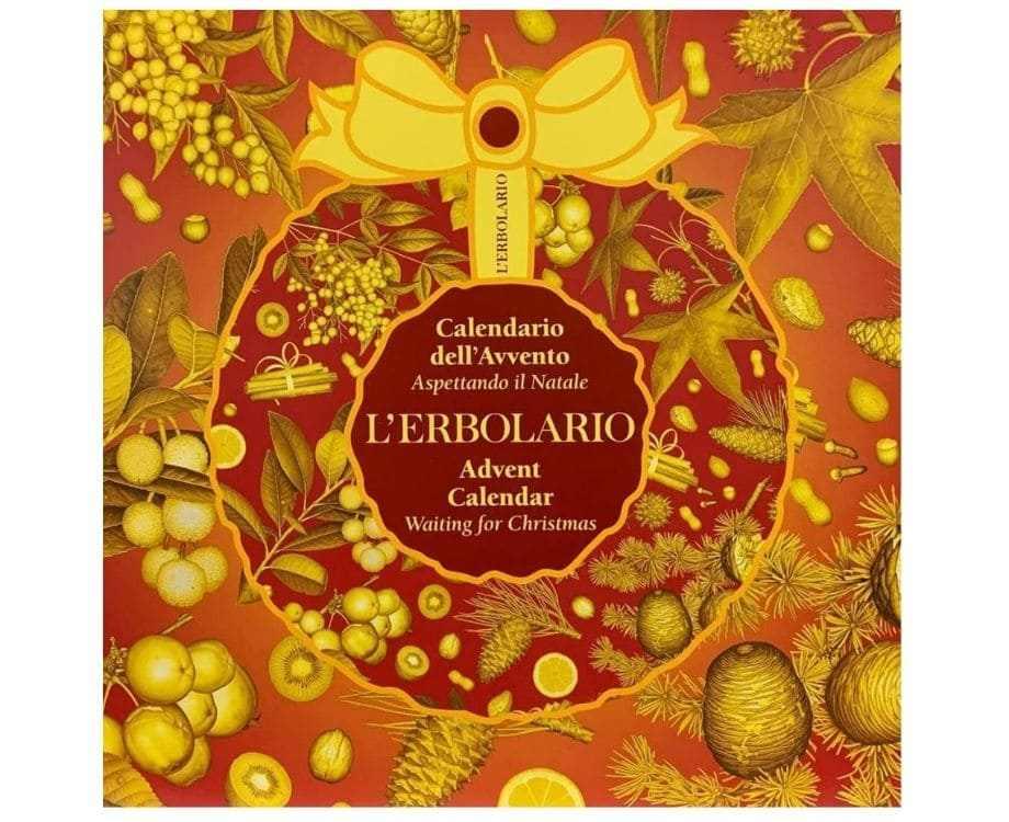 Calendario Avvento Beauty L'Erbolario 2021