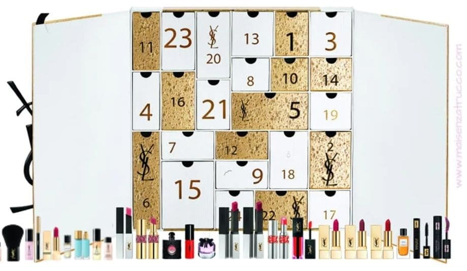 Yves Saint Laurent Advent Calendar 2021