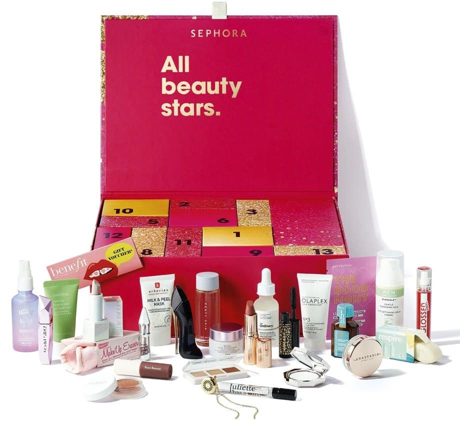 Calendario Avvento Beauty Sephora Favorites 2021