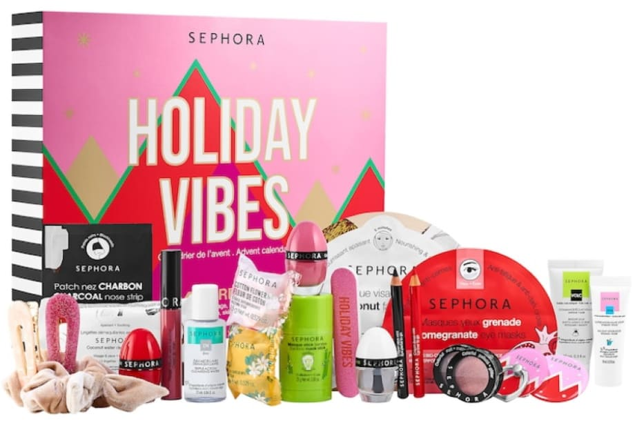 Calendario Holiday Vibes Sephora Natale 2021