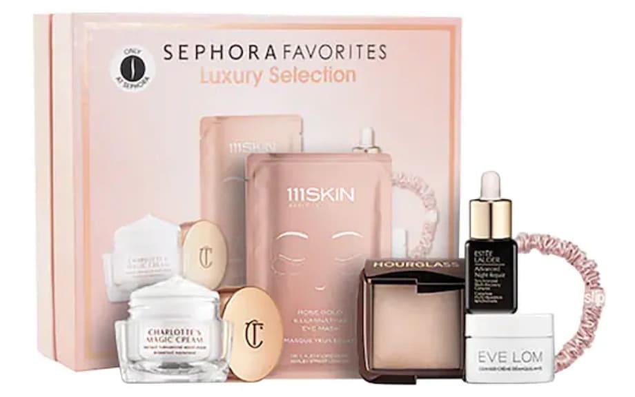 Cofanetto regalo make-up Luxury Selection