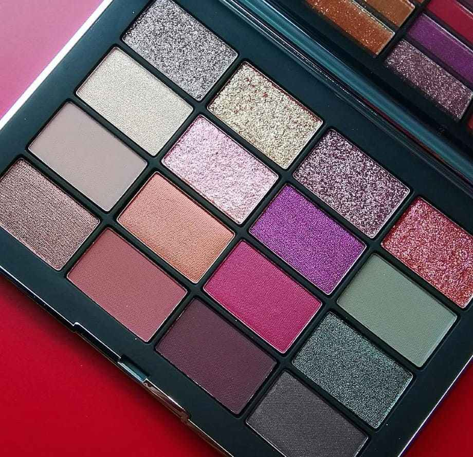 Eyeshadow Palette Nars Holiday Collection
