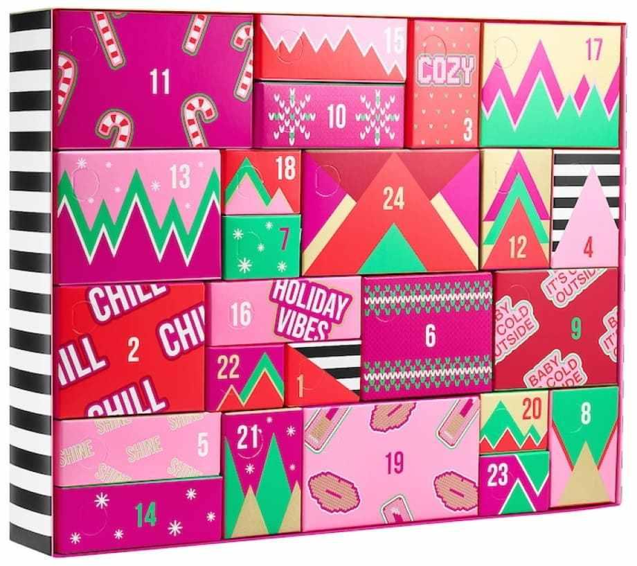 Holiday Vibes Calendari Avvento Sephora Natale 2021