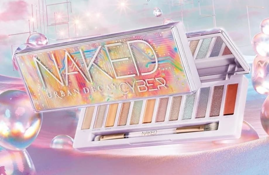 Naked Cyber Palette Urban Decay