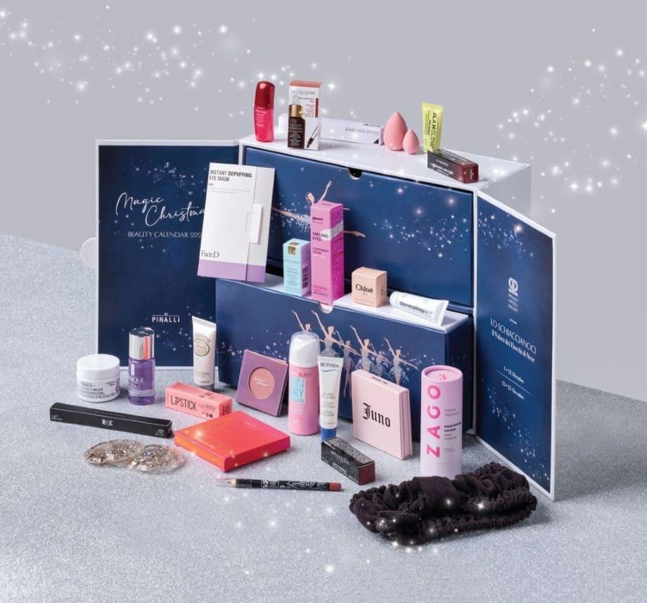 Pinalli Calendari Avvento Beauty Natale 2021