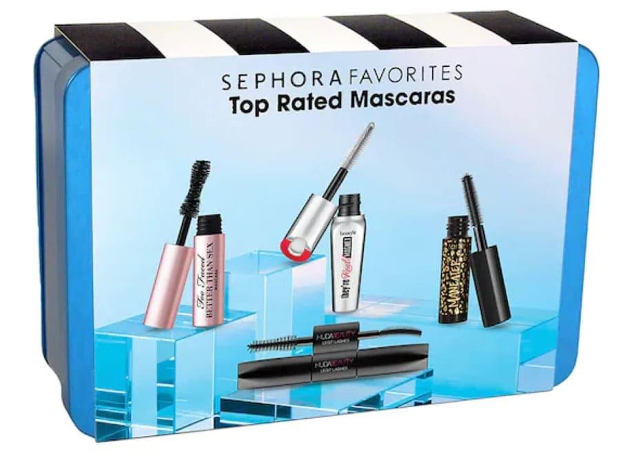 Sephora Favorites Top Rated mascaras