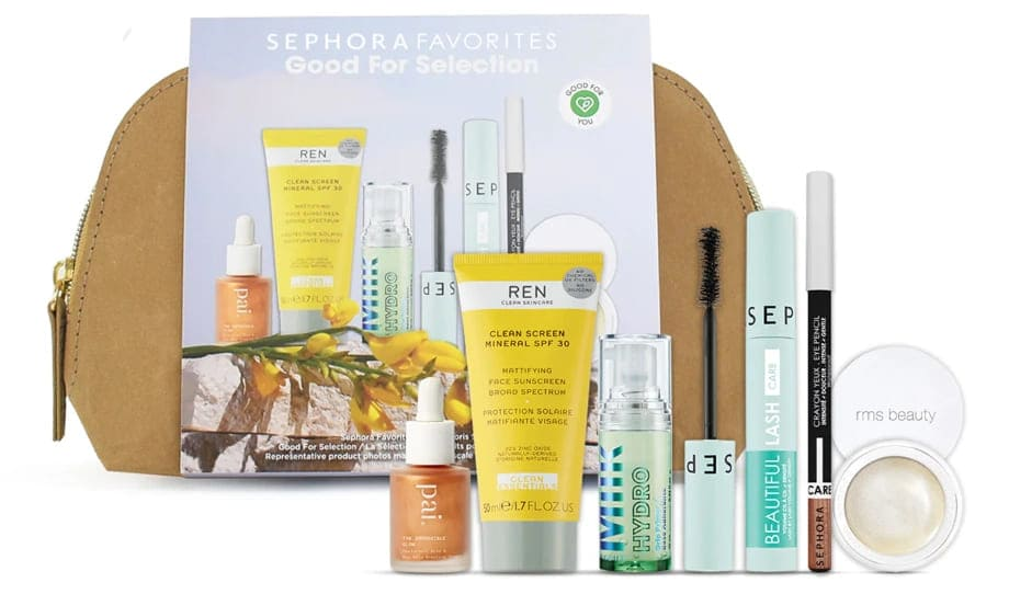 Set make-up Natale 2021 Sephora Favorites