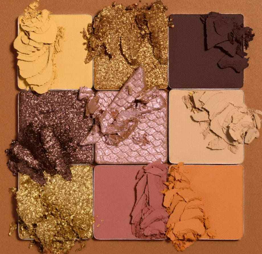 Tiger Wild Obsessions Palette