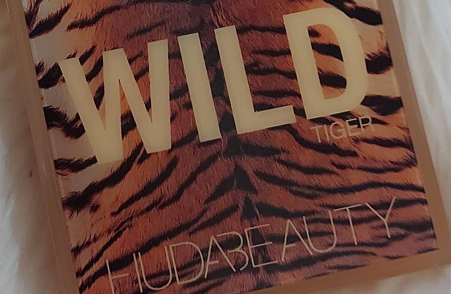 Wild Tiger Palette